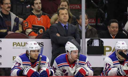 Vigneault Legacy Filled With Highs & Lows