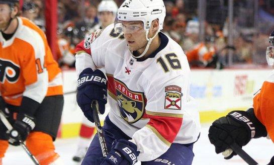 Barkov as Panthers' Next Captain?