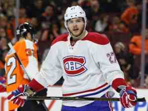 Montreal Canadiens forward Alex Galchenyuk