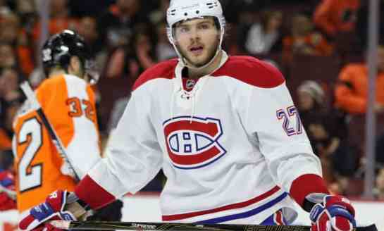 A Galchenyuk Trade Could Be Good for Canadiens