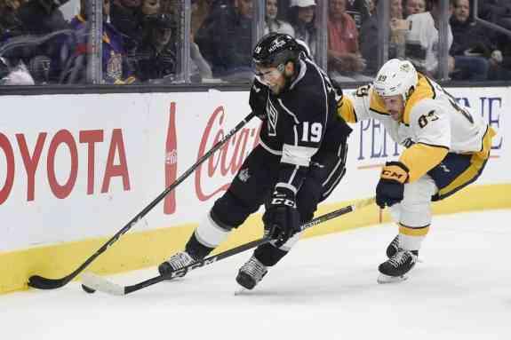 Predators penalties tripping NHL