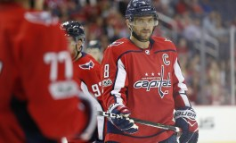 Capitals Hitting Stride in Tight Metro Division Race