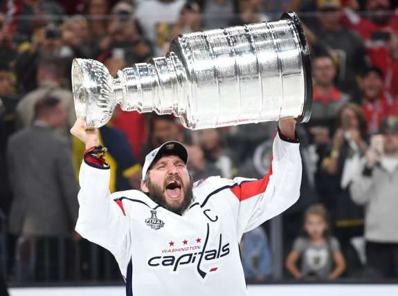 Alex Ovechkin Stanley Cup