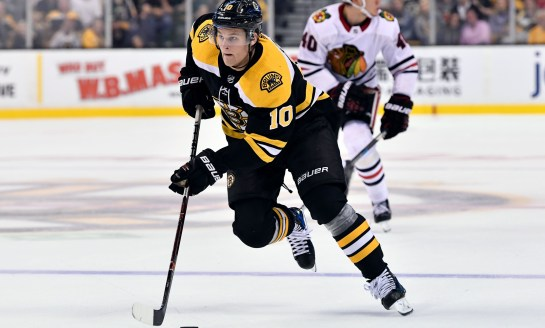 Bruins' Draft Class of 2014 Potentially Historic