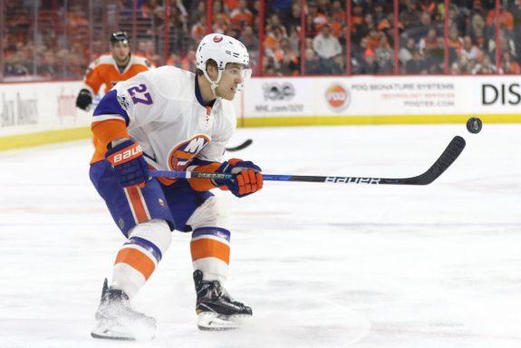 Anders Lee, New York Islanders