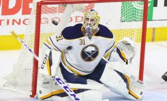 Recap: Nilsson Shines but Sabres Fall to Canes in Shootout