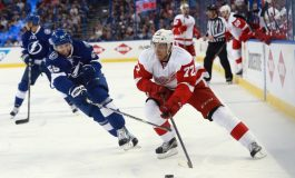 Making Room for Athanasiou on the Red Wings Roster