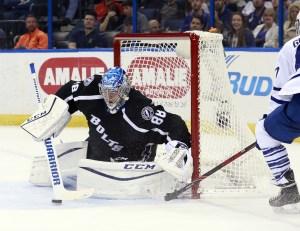 Andrei Vasilevskiy, Tampa Bay Lightning, NHL, Stanley Cup Playoffs