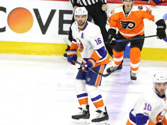 Andrew Ladd, New York Islanders