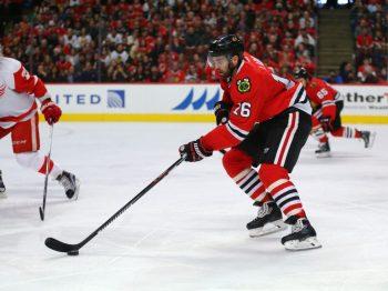 Andrew Ladd, Chicago Blackhawks, NHL