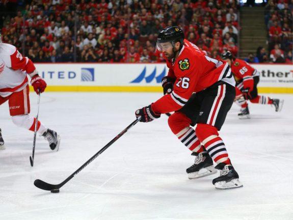 Andrew Ladd Chicago Blackhawks, NHL