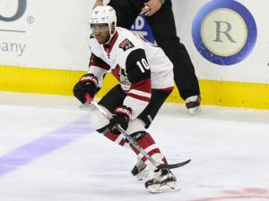 Anthony Duclair (Amy Irvin / The Hockey Writers)