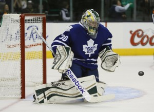 Antoine Bibeau, Toronto Maple Leafs, Toronto Marlies, NHL, AHL