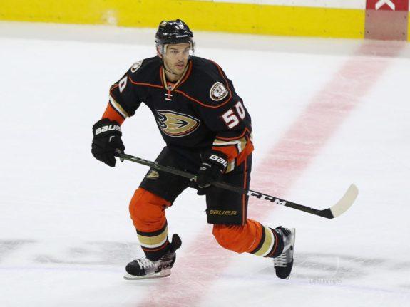 Antoine Vermette Ducks