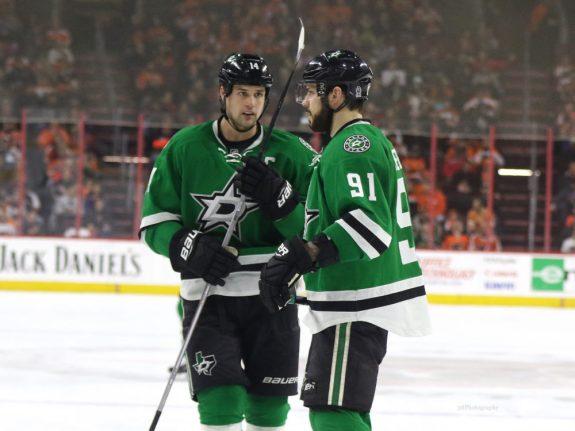 Jamie Benn, Tyler Seguin, Dallas Stars, NHL