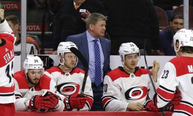 "Hurricanes' Peters: ""That's Reality, Right?"""