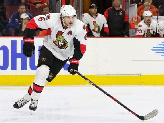 Bobby Ryan, Ottawa Senators