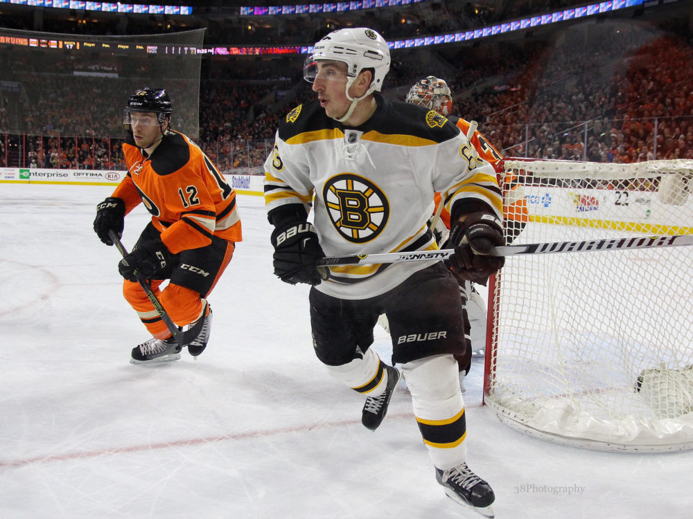 Don Sweeney In Email To Globe: 'Not Trading Pastrnak'