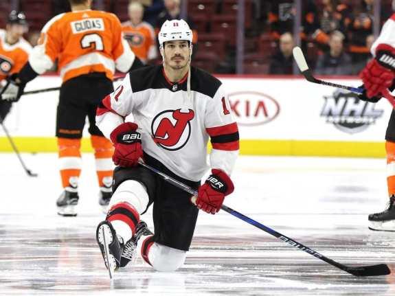 Brian Boyle #11, New Jersey Devils