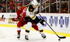 Hronek, Smith Hope to Progress With Griffins