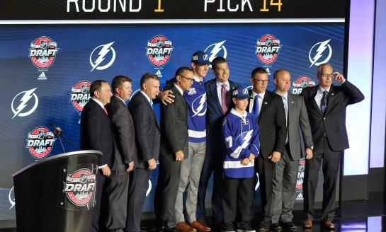 Tampa Bay Lightning 2018 NHL Draft Profile