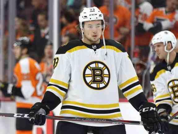 Charlie McAvoy Bruins