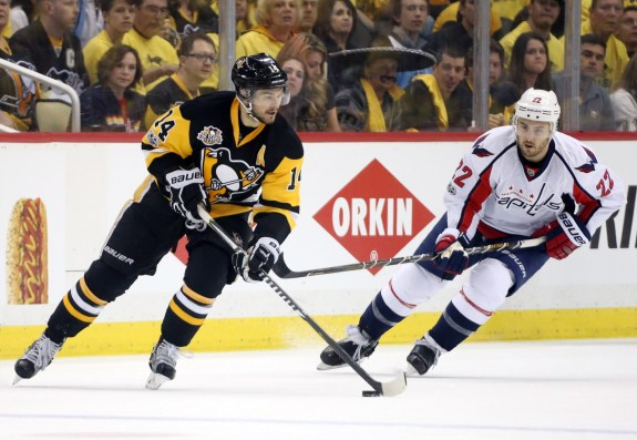 Chris Kunitz, NHL, Pittsburgh Penguins
