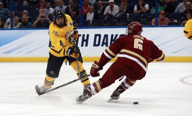 Bruins Sign Quinnipiac's Connor Clifton