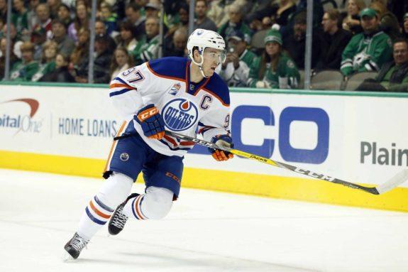 NHLPA, Connor McDavid, Edmonton Oilers, CIBC, Upper Deck