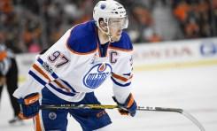 NHL 18 Player Ratings - Edmonton Oilers