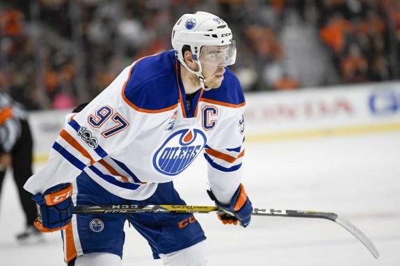 Connor McDavid, Edmonton Oilers, NHL