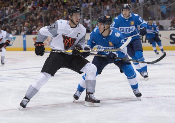 Connor McDavid, Olli Maatta, World Cup of Hockey, NHL, Hockey