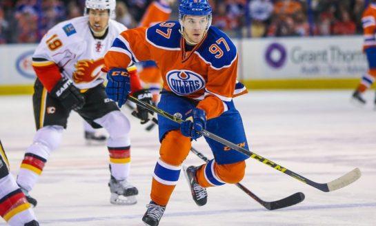 Oilers, Flames Rivalry Renewed