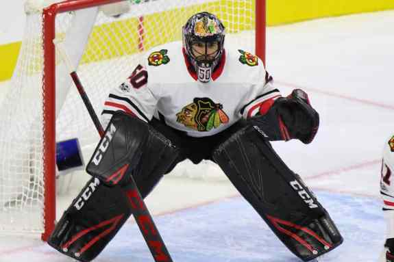 Corey Crawford Blackhawks