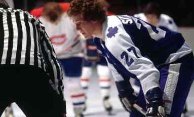 Darryl Sittler - Toronto Maple Leafs Legend