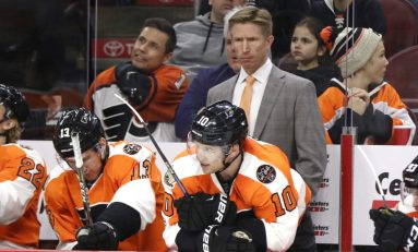 Flyers' Mistake With Dave Hakstol
