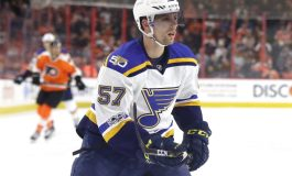 David Perron Signs 4-Yr Deal With St. Louis