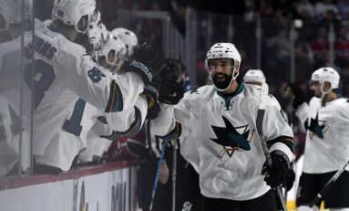 Preview: Sharks Aim to Avoid Sweep Against Bruins