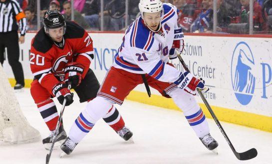 Rangers Trade Stepan and Raanta to Coyotes