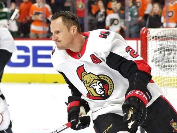 Dion Phaneuf #2, Ottawa Senators