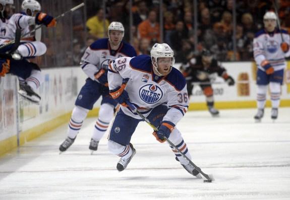 Drake Caggiula Edmonton Oilers