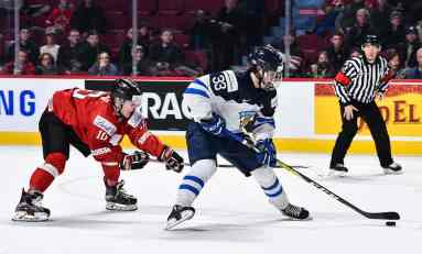 2018 WJC Team Finland Final Roster for Buffalo