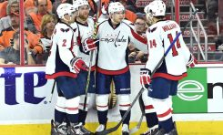 Stanley Quips: Viewing the Capitals' Past and the Flyers' Present