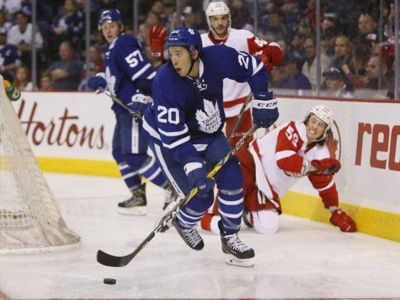 Frank Corrado, Toronto Maple Leafs, NHL