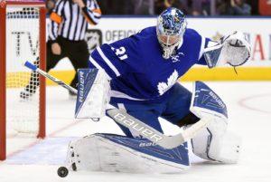 Toronto Maple Leafs, Frederik Andersen, NHL