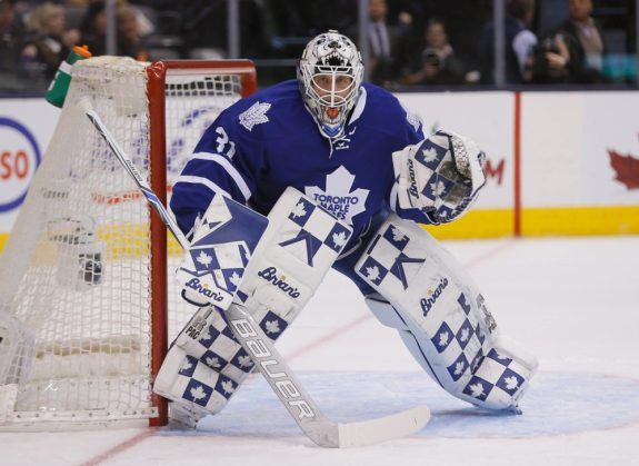 Toronto Maple Leafs, NHL, Garret Sparks