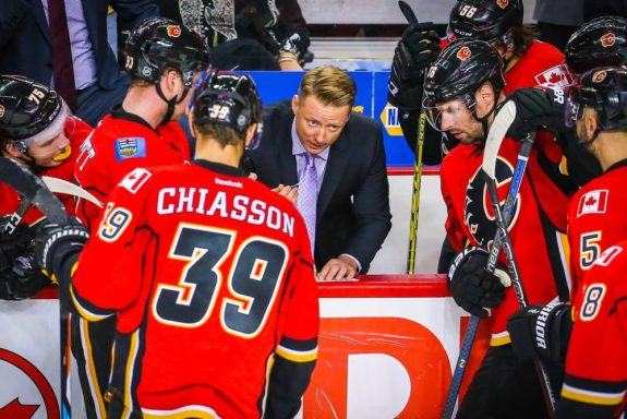 Glen Gulutzan Calgary Flames