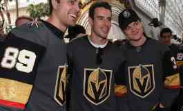 Golden Knights Taking It to the Streets