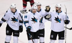 Sharks' Offseason Questions Are Plenty