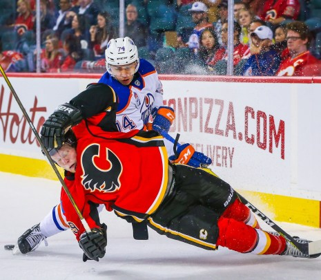 Canadiens Trade Rychel to Flames for Shinkaruk